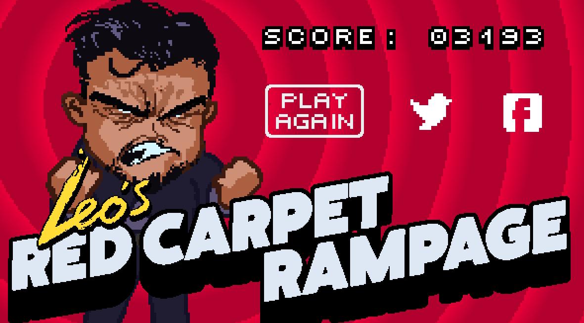 Blog Movistar - Leo Red Carpet Rampage