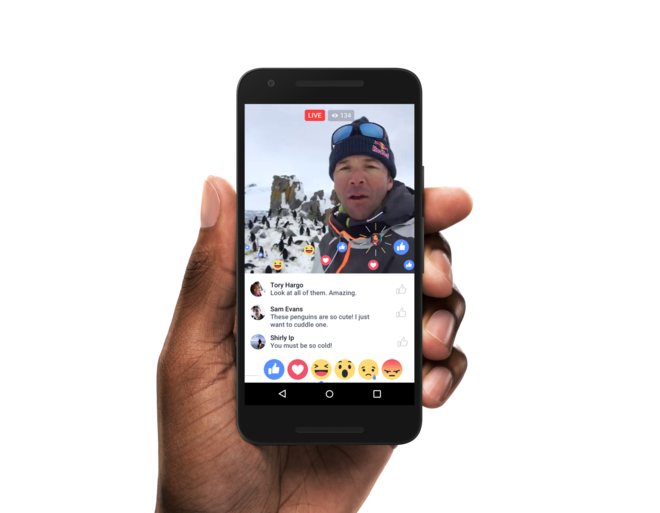 Blog Movistar - Facebook Live