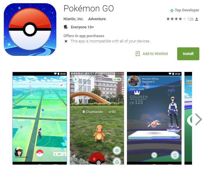 Blog Movistar - Pokemon Go