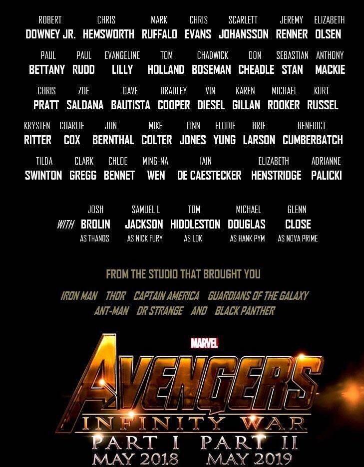 Blog Movistar - Avengers