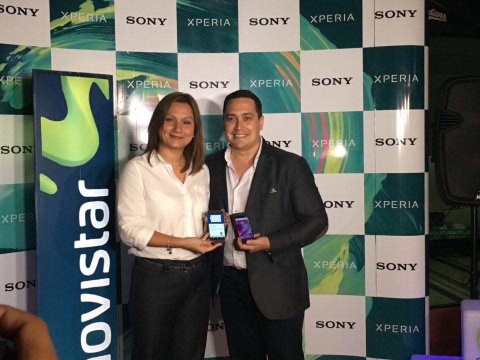 Blog Movistar - Son y Xperia X - Claudia de Juarez