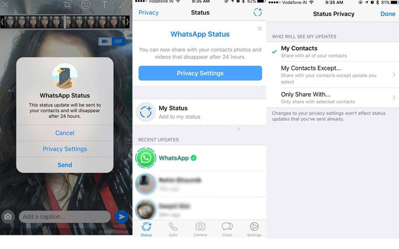 Whatsapp Status O Stories Blog Movistar