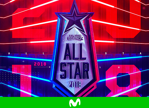 Fiesta de League of Legends: ALL STAR 2018