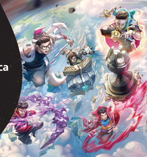 Telefónica y Riot Games presentan la nueva liga Movistar Latinoamérica de League of Legends