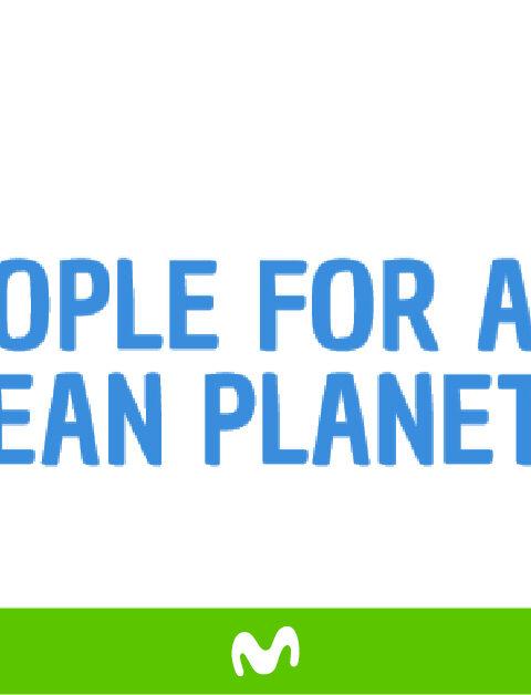 ¡Ayudemos al mundo limpiando!