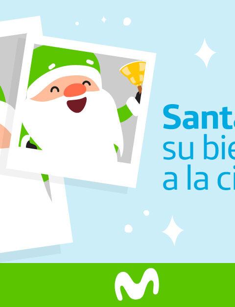 ¡Feliz Navidad Movistar!