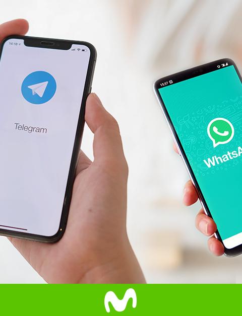 ¿Cómo pasar tus datos de WhatsApp a Telegram?